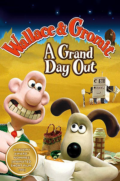 انیمیشن A Grand Day Out 720p