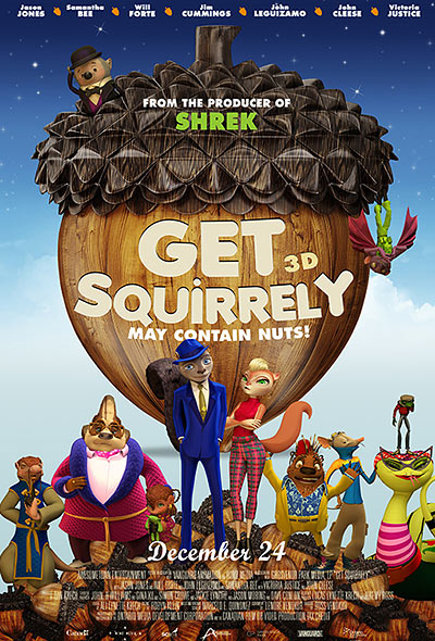 انیمیشن Get Squirrely